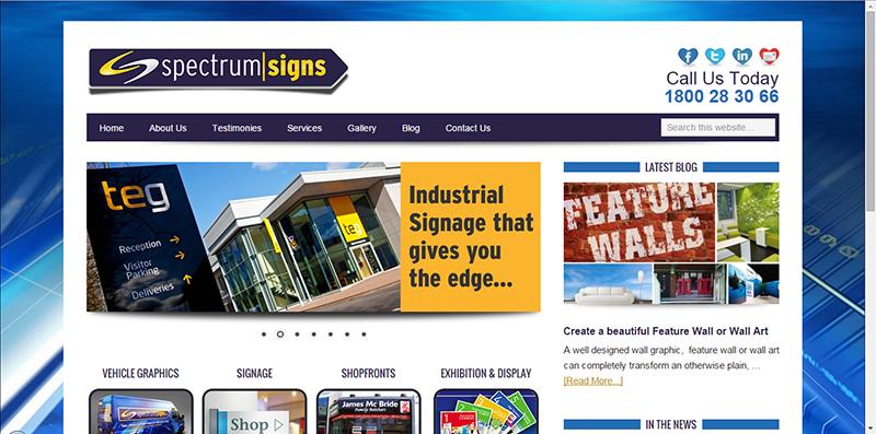Spectrum Signs Athlone