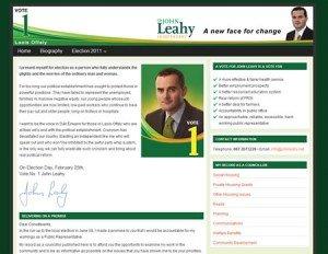 John Leahy Councillor