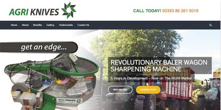 Agricultural Knives Website