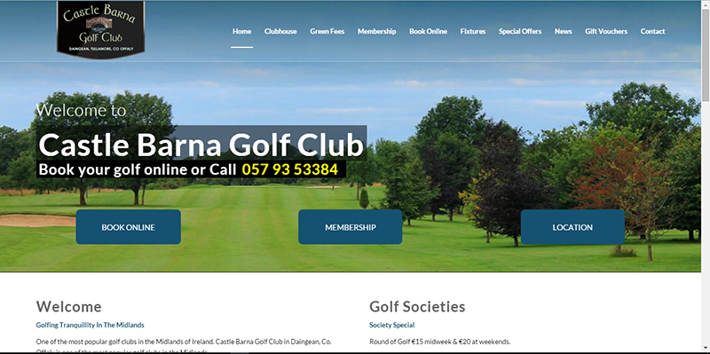 Castle Barna Golf Club