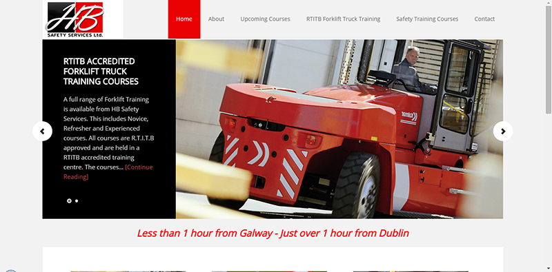 Health and Safety Website Athone